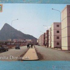 Postales: POSTAL DE LA LINEA DE LA CONCEPCION - CADIZ - BARRIADA HUERTA DE FABA - SUBIRATS CASANOVA. Lote 39570343