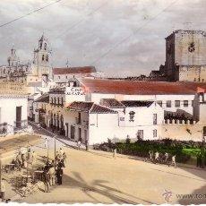 Postales: UTRERA - SEVILLA - PLAZA DE SANTA ANA Y VISTA PARCIAL - EDICIONES ARRIBAS Nº 19. Lote 39624430