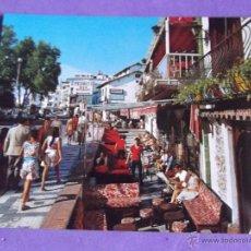 Postales: MALAGA-V15-NO ESCRITA-Nº1486-TORREMOLINOS-PLAZA COSTA DEL SOL-BEASCOA. Lote 39760413