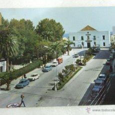 Postales: POSTAL CADIZ - ALGECIRAS - AVENIDA DEL GENERAL SANJURJO - 1970 - SIN CIRCULAR. Lote 39850922