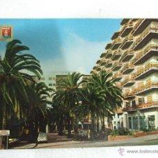 Postales: POSTAL CADIZ - ALGECIRAS - URBANIZACION VILLA PALMA - 1972 - SIN CIRCULAR. Lote 39851194