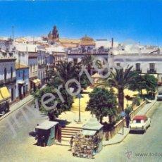 Postales: ALCALA DE GUADAIRA,PLAZA DE FALANGE ESPAÑOLA,EDIT.RA-CAR,MUY RARA. Lote 39875724