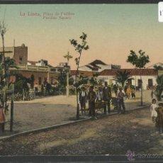 Postales: LA LINEA - PLAZA DE FARIÑAS - FERRARY & ROMERO - (17829). Lote 39880587