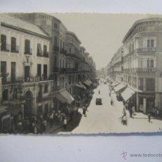 Postales: POSTAL MÁLAGA, CALLE MARQUÉS DE LARIOS.. Lote 38201644