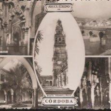 Postales: POSTAL RECUERDO DE CORDOBA --OCASIÓN---. Lote 39955161