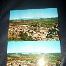 Postales: LOTE 2 POSTALES ILLORA – ANTIGUAS – TIENEN NOMBRE ESCRITO – GRANADA – ANTIGUAS. Lote 40187498