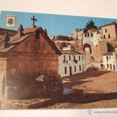 Postales: POSTAL MALAGA - RONDA - FUENTE DE LOS OCHO CAÑOS Y ARCO ROMANO - 1962 -CIRCULADA - DOMINGUEZ 12. Lote 40193846
