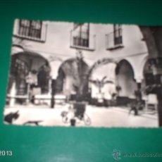 Postales: POSTAL ANTIGUA DE CÓRDOBA. PATIO ANDALUZ. HELIOTIPIA. 1957. Lote 40234117