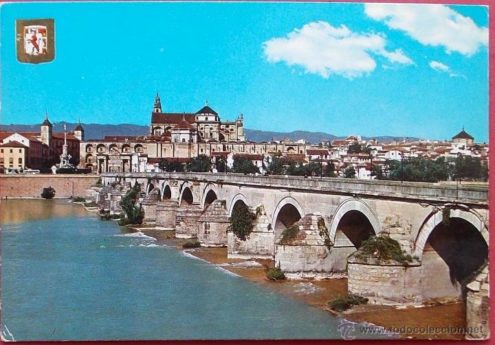 CÓRDOBA - PUENTE ROMANO -AL FONDO VISTA PARCIAL - SUBIRATS CASANOVAS Nº 778 (Postales - España - Andalucia Moderna (desde 1.940))