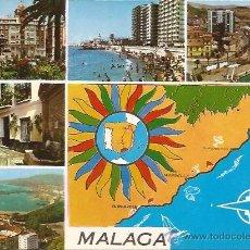 Postales: MALAGA - Nº 2119 - EDICIONES ARRIBAS - SIN CIRCULAR. Lote 40503969