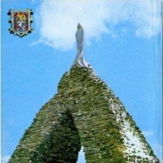 Postales: POSTAL MONUMENTO A LA VIRGEN DE LAS NIEVES - GRANADA. Lote 40521416