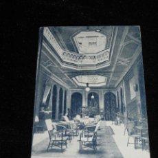 Postales: SEVILLA - GRAN HOTEL ORIENTE - HALL - RARA. Lote 40678987