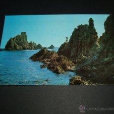 Postales: CABO DE GATA ALMERIA ARRECIFES DE LAS SIRENAS. Lote 40828028