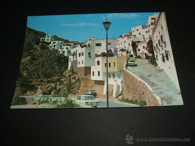 MOJACAR ALMERIA VISTA PARCIAL Y CALLE TIPICA (Postales - España - Andalucia Moderna (desde 1.940))