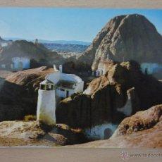 Postales: GUADIX, CUEVAS.GRANADA.ED. ARRIBAS. Lote 40928921