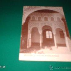 Postales: POSTAL DE LOS AÑOS 30 DEL SIGLO XX. GRANADA, EL GENERALIFE. POR DETRÁS PUBLICIDAD DE CEREGUMIL. Lote 40971809