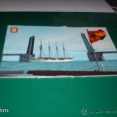 Postales: POSTAL DEL PUENTE DE CARRANZA (CÁDIZ). AÑOS 80. Lote 40976846