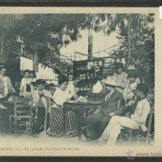 Postales: SEVILLA - 66 - UN PUESTO DE HIGOS CHUMBOS - FOT. LAURENT - REVERSO SIN DIVIDIR- (2395). Lote 41228066