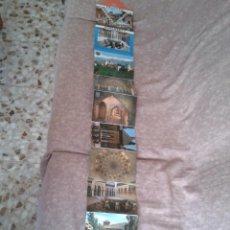Postales: TIRA DE 10 POSTALES DE GRANADA. DESPLEGABLE.. Lote 41231118