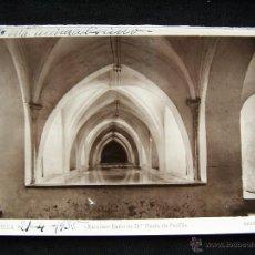 Postales: POSTAL FOTOGRÁFICA CIRCULADA 1935 FOT AGUILERA SEVILLA ALCÁZAR BAÑO Dª MARÍA DE PADILLA. Lote 41334470