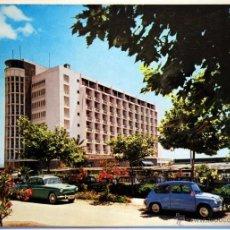 Postales: MALAGA. TORREMOLINOS. HOTEL PEZ ESPADA.. Lote 41349181