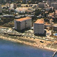 Postales: TORREMOLINOS - PLAYA DE BAHONDILLO. Lote 41418874