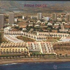 Postales: AGUA DULCE - VISTA AÉREA. Lote 41418924