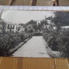 Cartoline: POSTAL JARDINES DE TORREMOLINOS MALAGA. Lote 41423937
