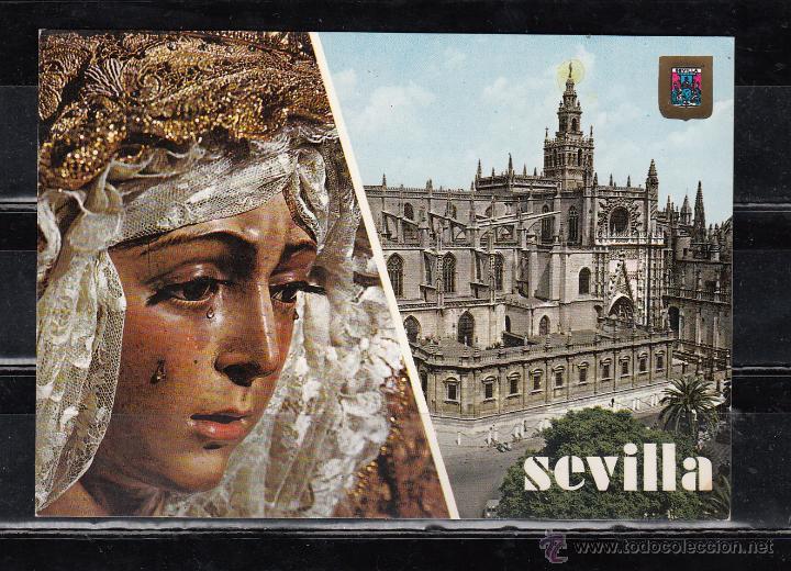 Nº 65 SEVILLA. LA MACARENA Y CATEDRAL (Postales - España - Andalucia Moderna (desde 1.940))