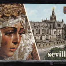 Cartoline: Nº 65 SEVILLA. LA MACARENA Y CATEDRAL. Lote 41630666