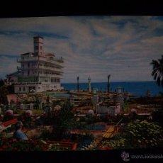Postales: POSTAL FOTOGRÁFICA CIRCULADA 1964 ED FOTOCOLOR VALMON SERIE D-190 HOTEL MAR Y MAR TORREMOLINOS . Lote 41644404