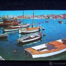 Postales: TARJETA POSTAL PUERTO DE MÁLAGA FOTO A.CAMPAÑÁ Y J.P FERRÁN ED EKTACHROME SERIE 2 Nº 8211. Lote 41711486