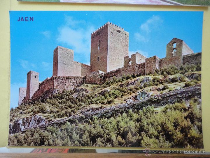 CASTILLO DE JAÉN. ED. ARRIBAS (Postales - España - Andalucia Moderna (desde 1.940))