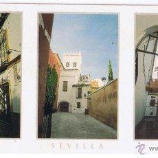 Postales: POSTAL: BARRIO DE SANTA CRUZ. SEVILLA. Lote 41989240