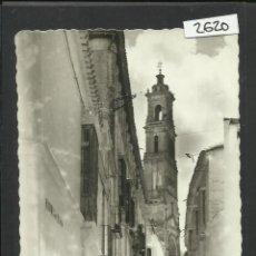 Postales: UTRERA - 30 - CALLE DE RODRIGO CARO - ARRIBAS - (2620). Lote 42157322