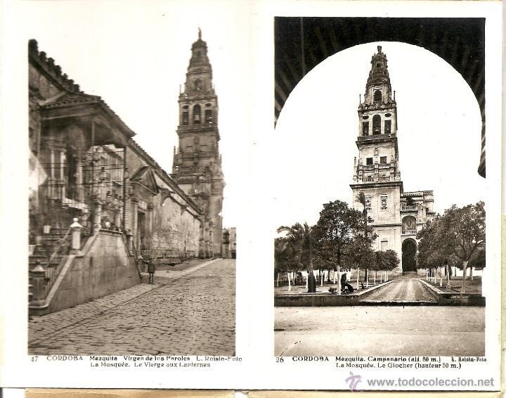Postales: CÓRDOBA Nº 3 - L. ROISIN - TIRA CON 10 POSTALES EN MUY BUEN ESTADO - Foto 2 - 42187113