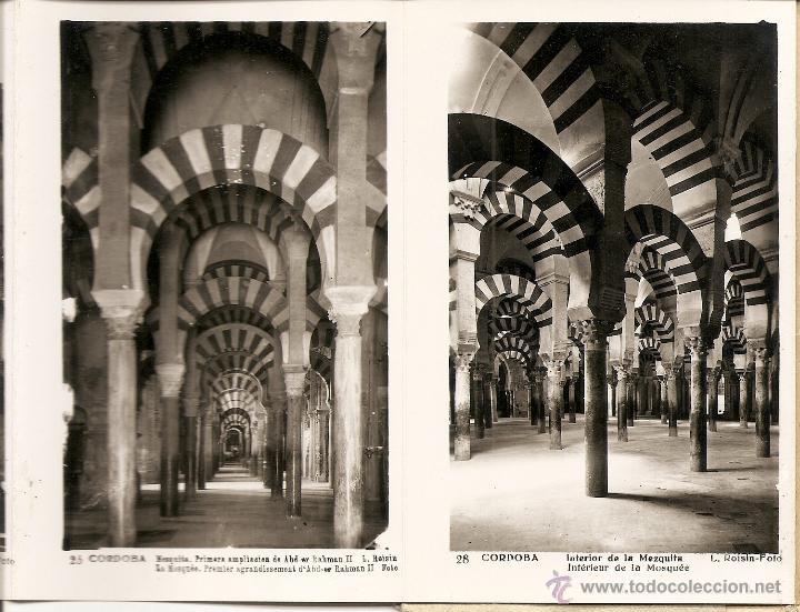 Postales: CÓRDOBA Nº 3 - L. ROISIN - TIRA CON 10 POSTALES EN MUY BUEN ESTADO - Foto 3 - 42187113