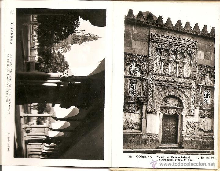 Postales: CÓRDOBA Nº 3 - L. ROISIN - TIRA CON 10 POSTALES EN MUY BUEN ESTADO - Foto 4 - 42187113