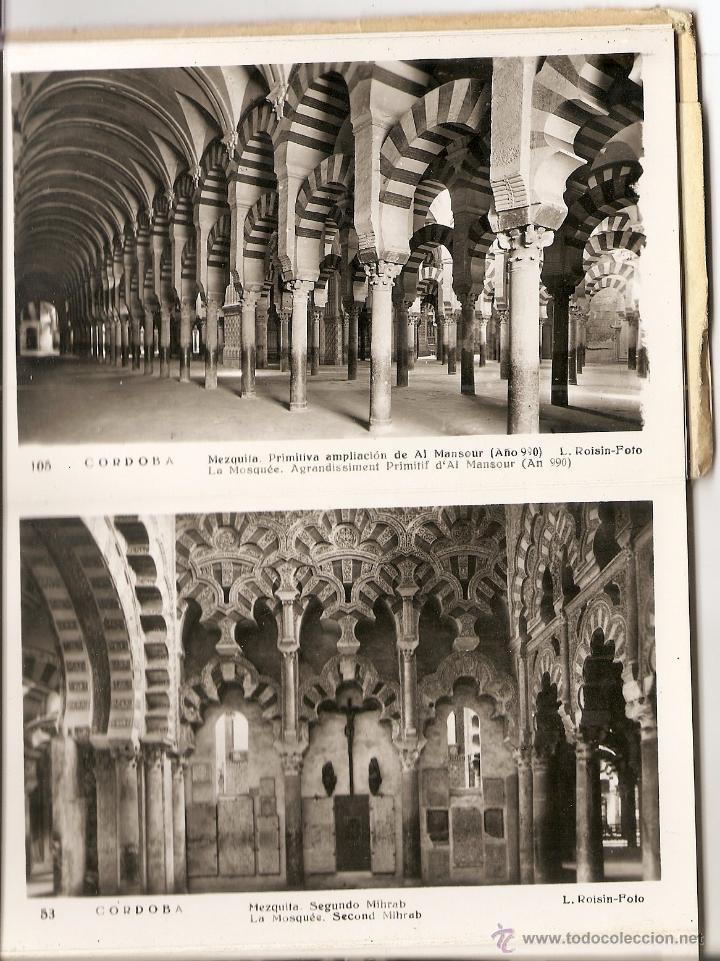 Postales: CÓRDOBA Nº 3 - L. ROISIN - TIRA CON 10 POSTALES EN MUY BUEN ESTADO - Foto 5 - 42187113