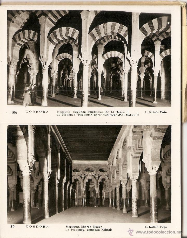 Postales: CÓRDOBA Nº 3 - L. ROISIN - TIRA CON 10 POSTALES EN MUY BUEN ESTADO - Foto 6 - 42187113