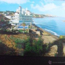 Postales: TORREMOLINOS. MALAGA. VISTA PARCIAL. POSTAL DE GARCIA GARRABELLA, S.A. ZARAGOZA.. Lote 42227606