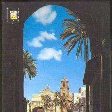 Postales: 1115 - CADIZ.- ARCO DE LA ROSA. Lote 42280158
