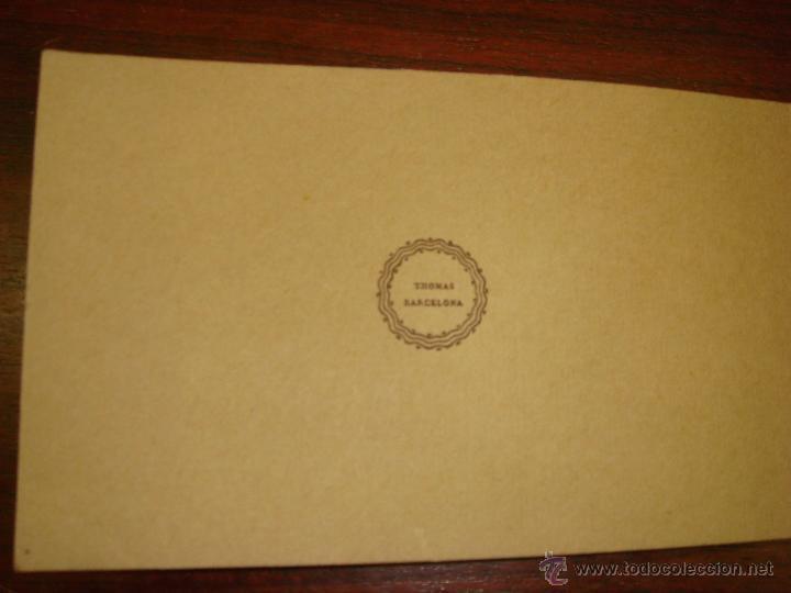 Postales: ANTIGUO ALBUM DE 15 POSTALES DE HOSPITAL DE VENERABLES. SEVILLA. SERIE 1ª. THOMAS. - Foto 2 - 42593236