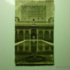 Postales: POSTAL GRANADA .-ALHAMBRA PATIO LEONES. Lote 42641001