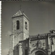Cartoline: UBEDA. IGLESIA DE SAN NICOLAS DE BARI. CIRCULADA 1960.. Lote 42668062