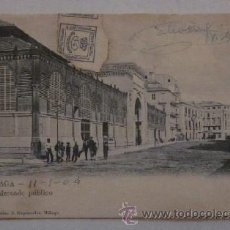 Postales: ANTIGUA POSTAL DE MALAGA. Lote 42895364