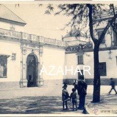 Postales: SEVILLA, POSTAL FOTOGRAFICA, CASA DE PILATOS, RARA. Lote 43055692