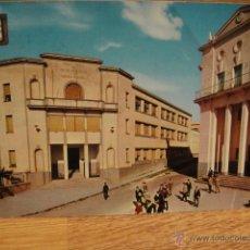 Postales: LINARES - ESCUELA DE PERITOS INDUSTRIALES - CIRCULADA EN 1965. Lote 43085813