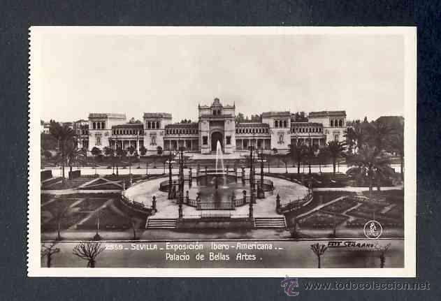 Postales: Lote de 15 postales de la Exposicion Ibero Americana de SEVILLA (Ed. Unique) (ver fotos adicionales) - Foto 10 - 43131043