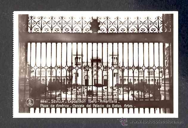 Postales: Lote de 15 postales de la Exposicion Ibero Americana de SEVILLA (Ed. Unique) (ver fotos adicionales) - Foto 12 - 43131043